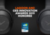 Lagoon ANC is awarded the Honoree for CES Innovation Awards 2019