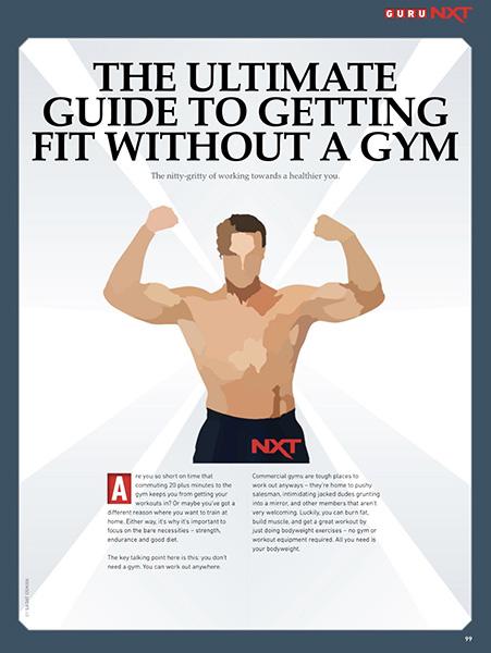 NXT February 2019 Issue Guru Section