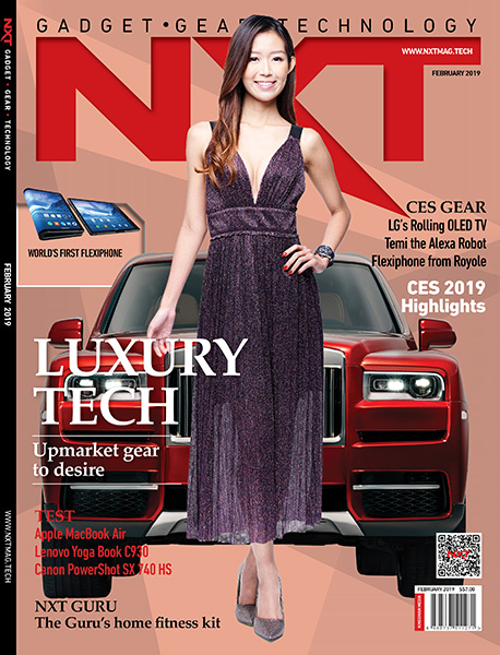 NXT February 2019 Issue Cover