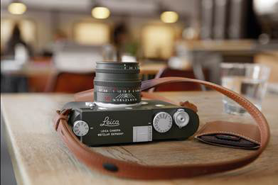 Leica M10-P 'Safari'