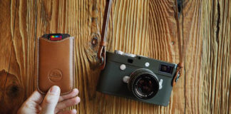 The Leica M10-P Edition 'Safari'