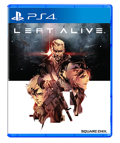 Package for PS4 LEFT ALIVE