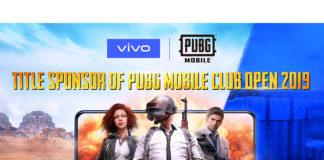 Vivo and PUBG Mobile Club Open 2019 announcement