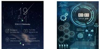 Huawei Themes screenshots