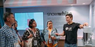 LG Inspiration Gallery Snowwhite
