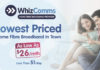 WhizComms home broadband deals