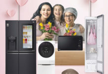 LG Home Appliances Mother's Day Promotion