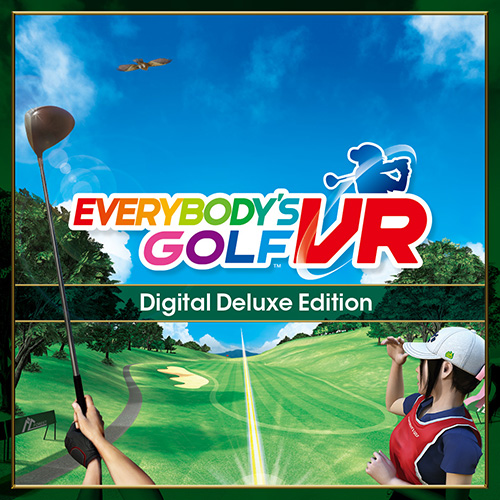 Everybody's Golf VR Digital Deluxe Edition