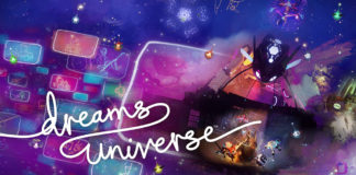 Dreams Universe exclusively on PS4