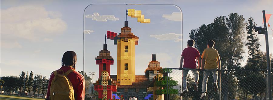 Minecraft Earth screenshot