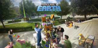 Minecraft Earth screenshot