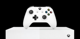 Xbox One S All-Digital Edition Console