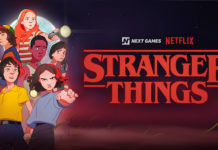 Upcoming Stranger Things Mobile Game