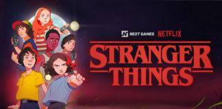 Upcoming Stranger Things Mobile Game