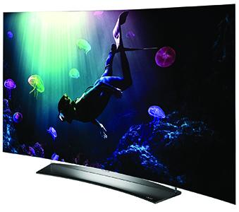 LG OLED TV C6