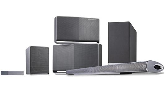 LG Music Flow System