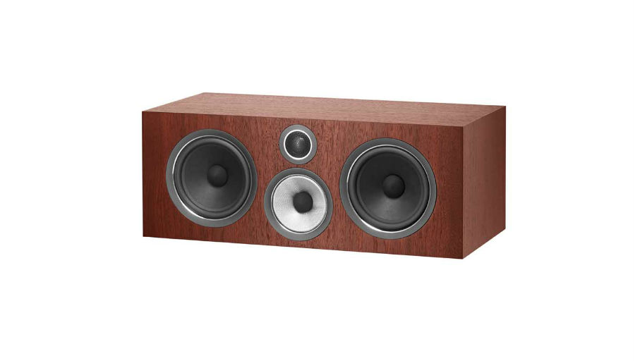 bowers & wilkins HTM71 S2 in rosewood