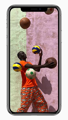 iPhone X True Tone Display