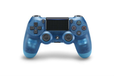 Playstation DUALSHOCK 4 Wireless Controllers blue crystal