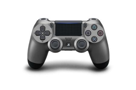 Playstation DUALSHOCK 4 Wireless Controllers steel black