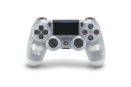 Playstation DUALSHOCK 4 Wireless Controllers crystal