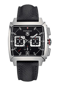 Chronograph watch example