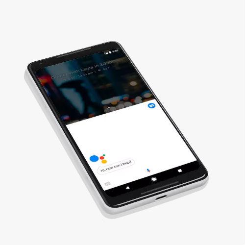 Google Pixel 2 front view