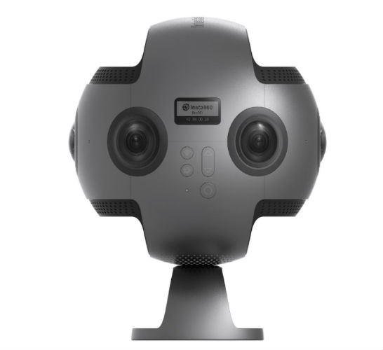 Insta360 Pro front view
