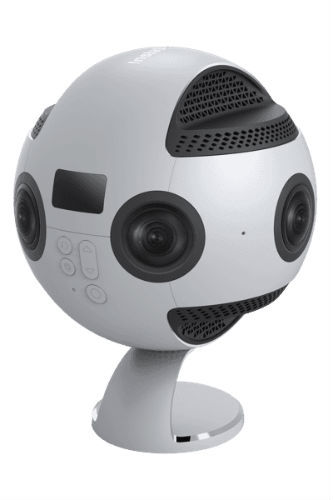 Insta360 Pro 3/4 view