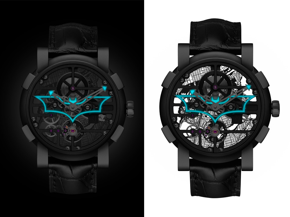 Romain Jerome Skylab Batman