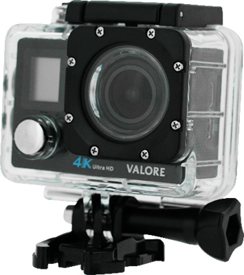 Valore Vital 4K WiFiAction Camera