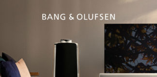 Bang & Olufsen BeoVision Eclipse and BeoLab 50