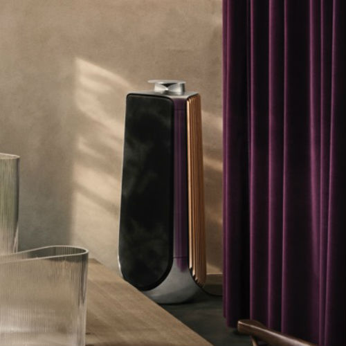 BeoLab 50 in living room