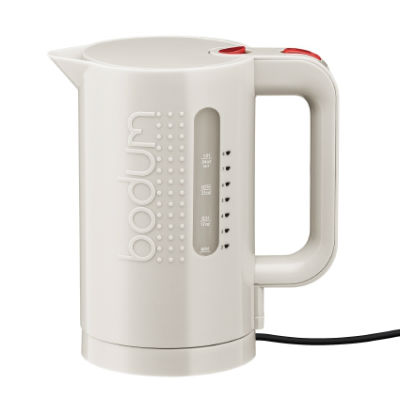BODUM Electric BISTRO Water Kettle in white
