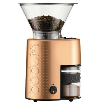 BODUM Burr Coffee Grinder