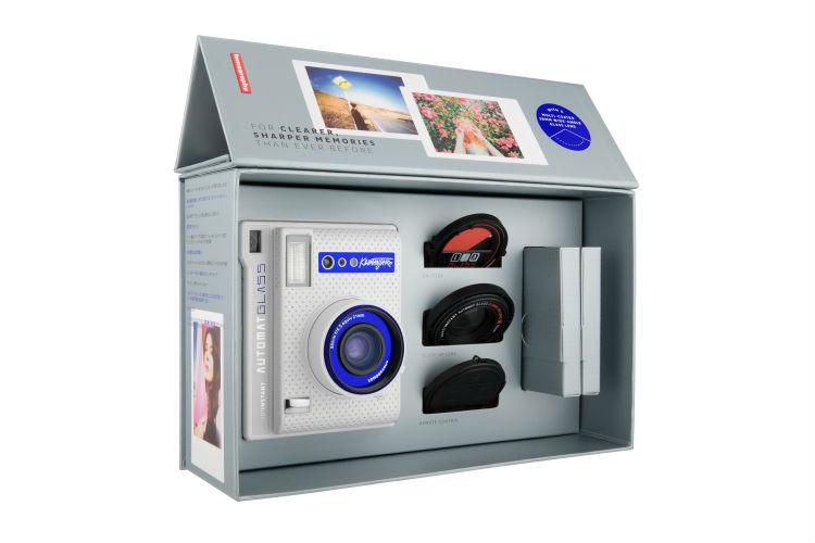 Lomo'Instant Automat Glass Kilimanjaro package
