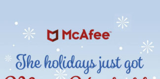 McAfee Most Hackable Holiday Gifts List