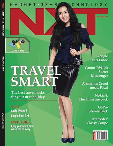 NXT November 2017 Issue Cover