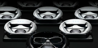 Samsung POWERbot Star Wars Special Edition VR7000 Robot Vacuum Cleaner Darth Vader and Stormtrooper versions