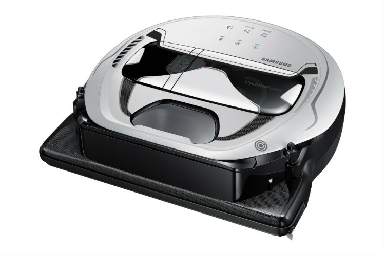 Samsung POWERbot Star Wars Special Edition VR7000 Robot Vacuum Cleaner Stormtrooper edition
