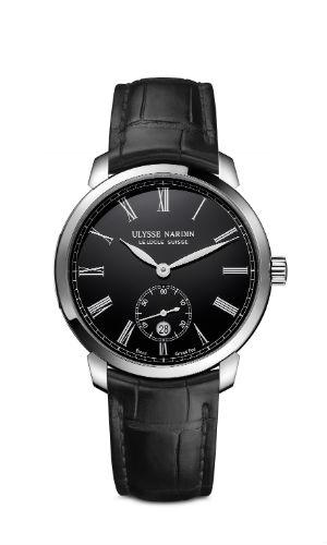 Classico Manufacture Grand Feu black version