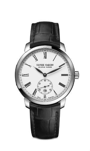 Classico Manufacture Grand Feu white version