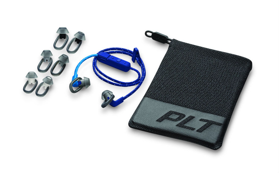 Plantronics BackBeat FIT 305 in blue
