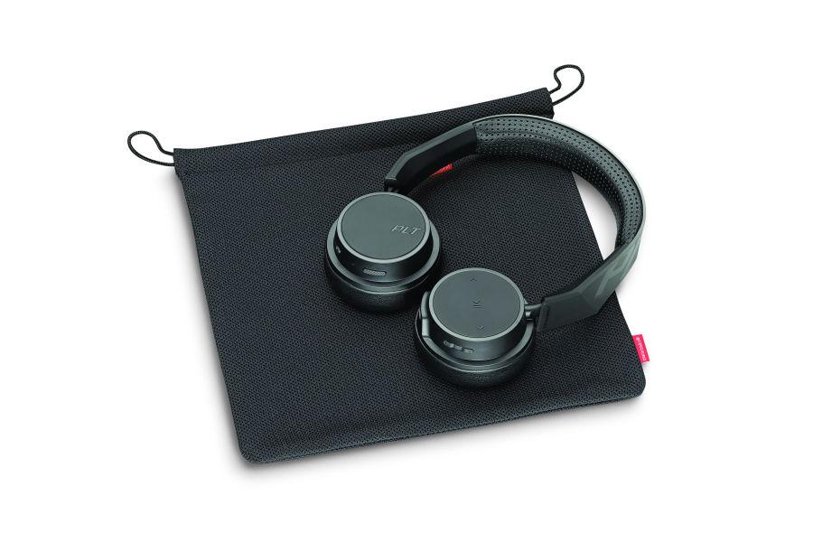 Plantronics BackBeat FIT 505 in black