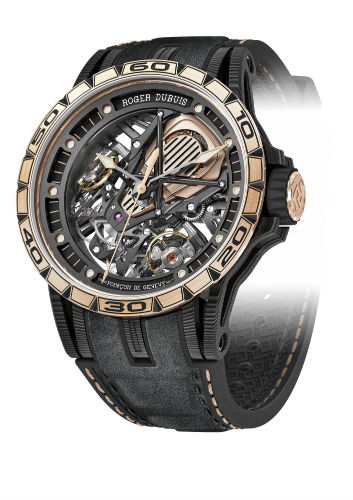 Roger Dubuis Excalibur Aventador S in Pink Gold