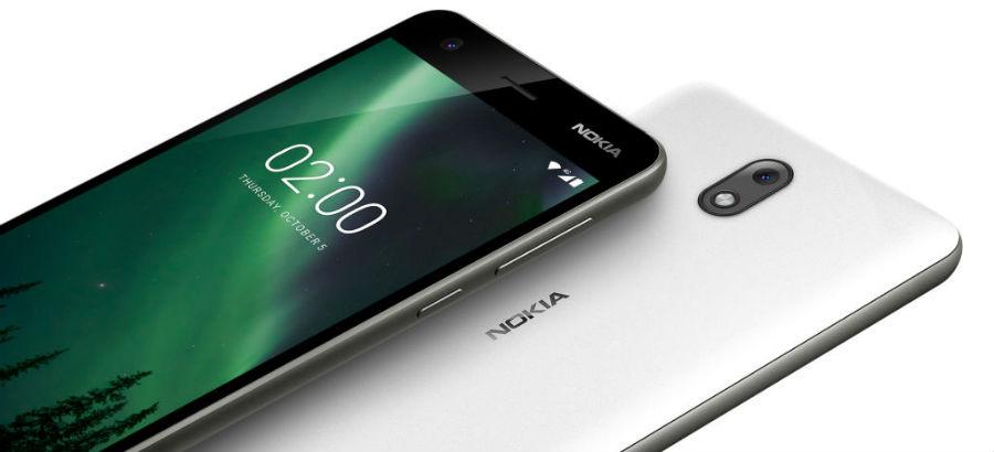 Nokia 2 closeup
