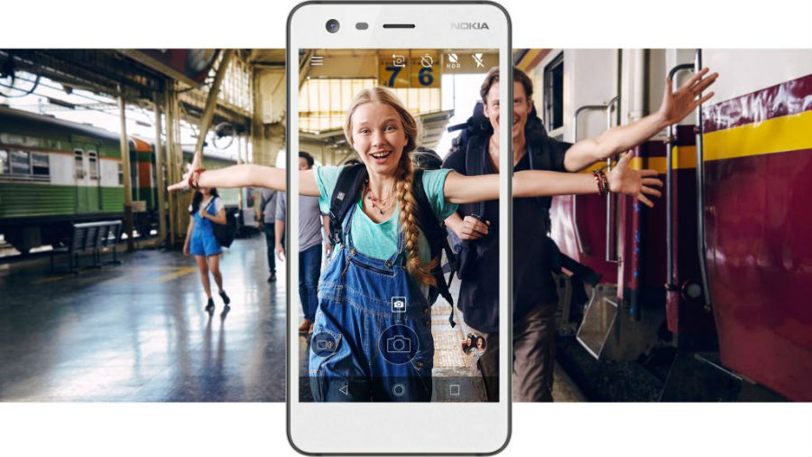 Nokia 2 dual camera