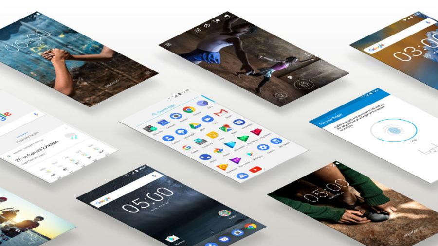 Nokia 6 running updates