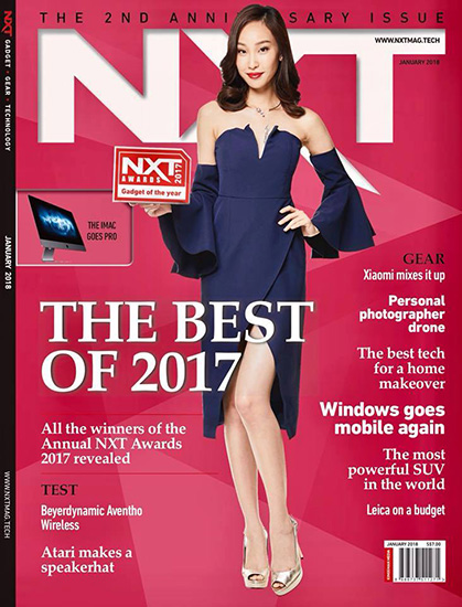 NXT January 2018 Issue Cover