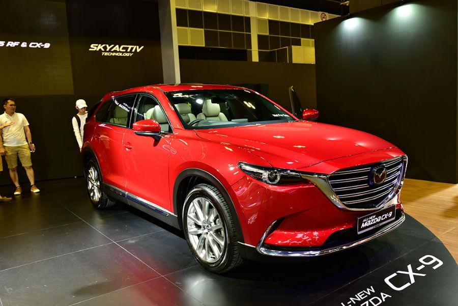 Car from Singapore Motorshow 2017
